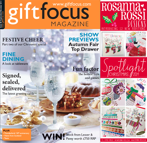 GIFT FOCUS ISSUE