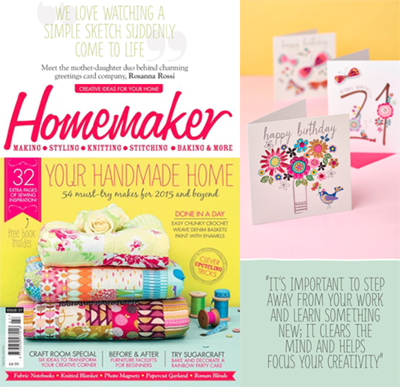 PAGE 1 - HOMEMAKER INTERVIEW
