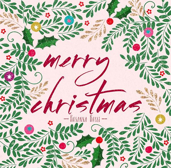 Merry Christmas 2014 - Rosanna Rossi