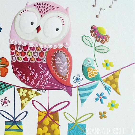 SHERBET DIP OWL